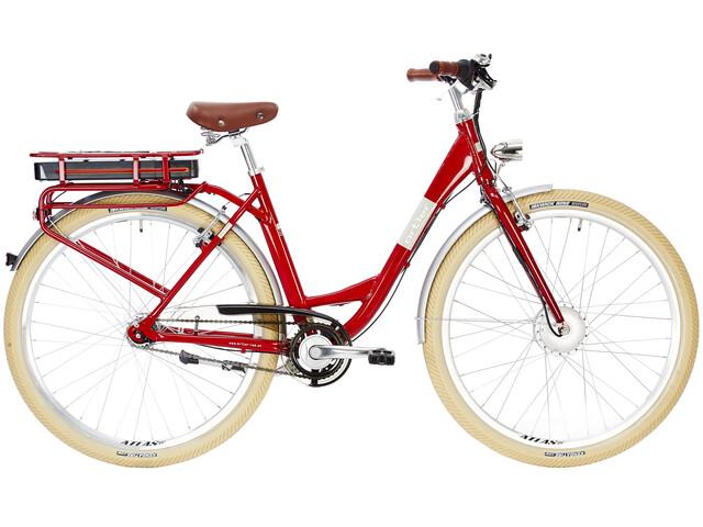 Ortler Charlotte vintage red